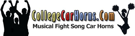 NCAA Musical Fight Song Car Horns | College Car Horns
